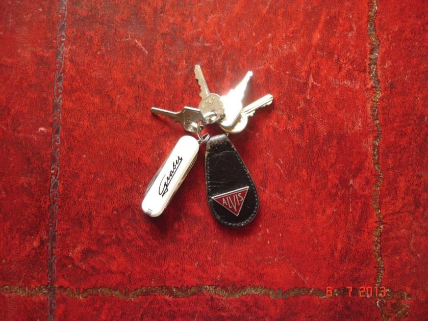 Alvis Graber keys