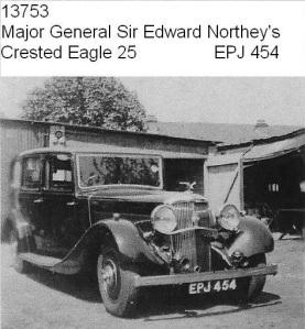 13753 Crested Eagle Northey EPJ 454