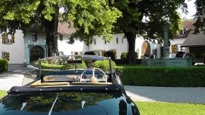 Schloss Boettstein - Talbot Lago