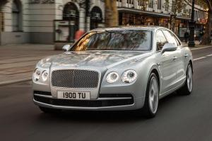 The V8 Flying Spur