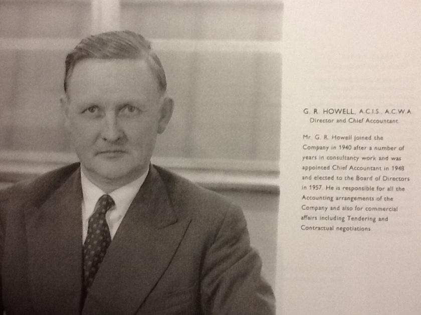 G R Howell