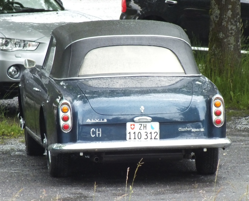 26642 a TD21 cabriolet