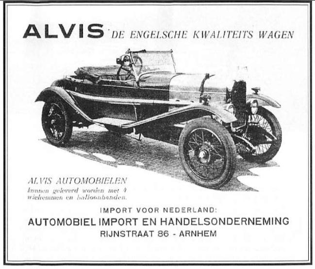 alvis in the netherlands  u2013 alvis archive
