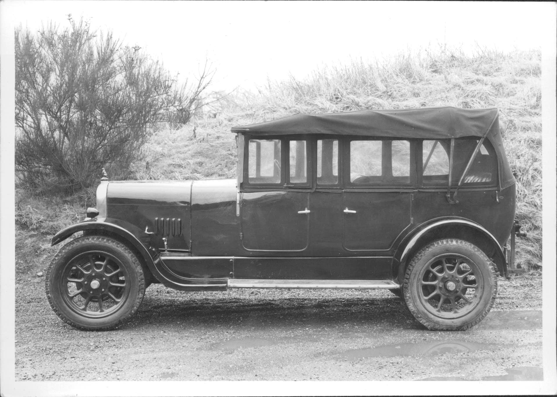 3833 1925 12/50 TE DB 6390 2-57-3