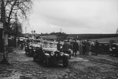 1955 Kent Rally 4-25-1