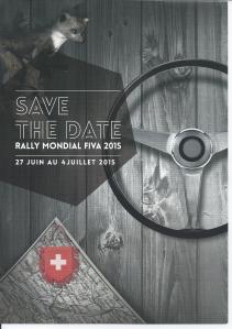 Entries are now invited. www.fiva2015.ch