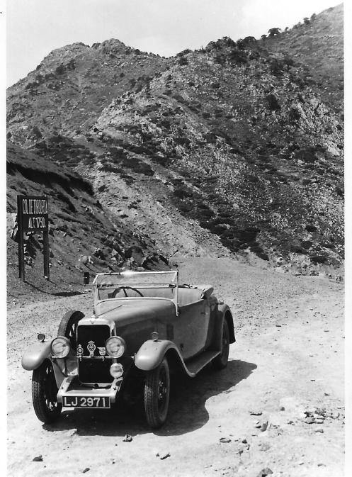8624 12 50 1930 col de tirourda algeria 1937 Photos AAT  N Douglas Simpson Collection