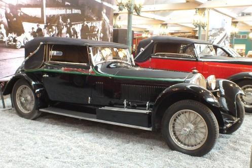 A Graber Alfa at the Schlumpf Collection