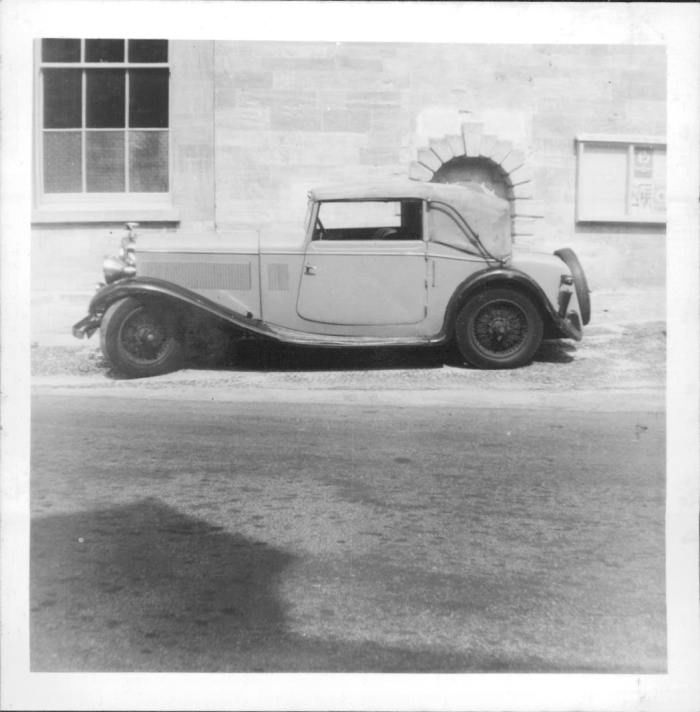 Ch 10983, AYN 16, 1933 Carlton Drop Head Coupe.
