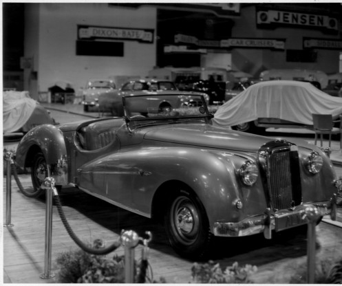 1951 Show car