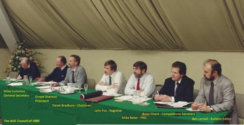 AOC Council 1989