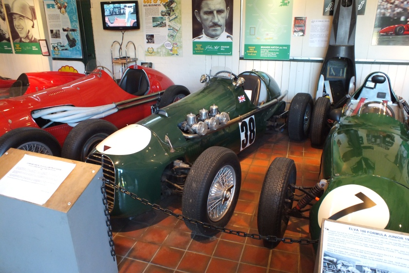 S0363046 Clinkard Brooklands