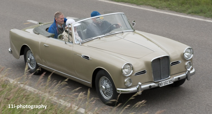 The Fischlin cabriolet