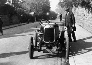 Alvis racing car No 1 HP6161 1