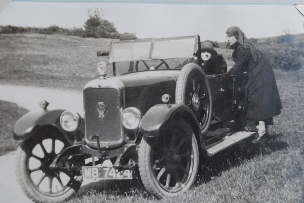 12-40 at Harwood Dale, Yorkshire, June 1925