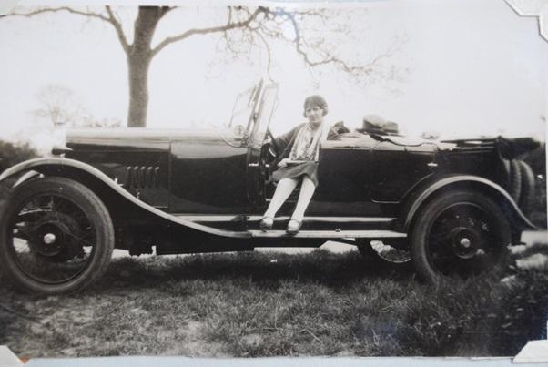 12-50 near Daventry, May 1926