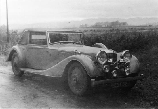 14448 Speed 25 in 1947 when registered EGT 52