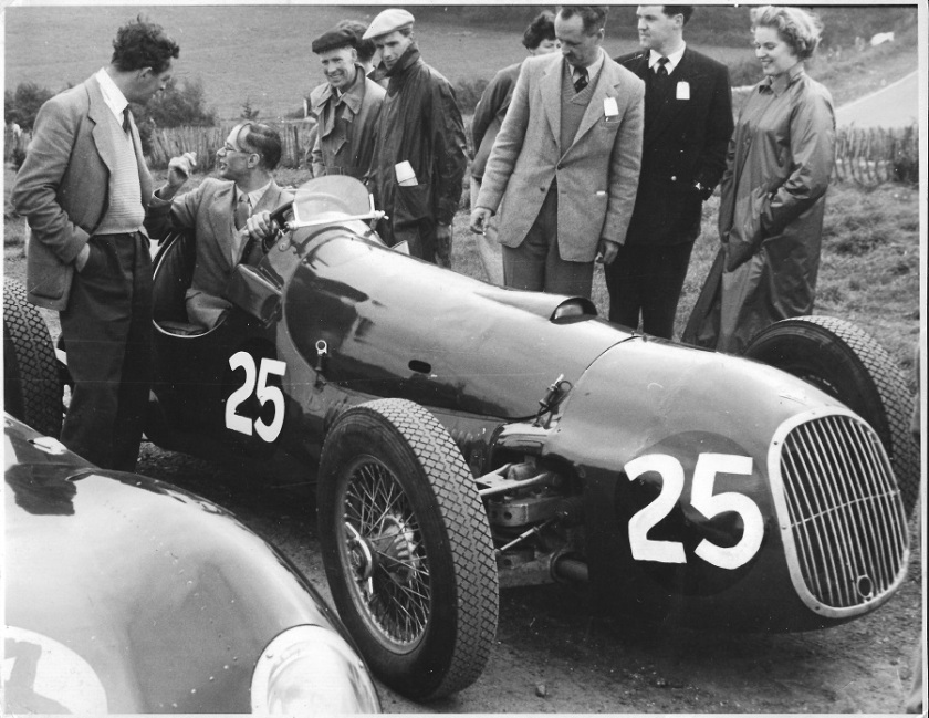 1967 at Brands Hatch with the Clinkard Special