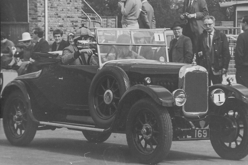 Photo 3 is a 1925 12/50 TE YL 169 chassis 3713 owned by Simon Mackaness