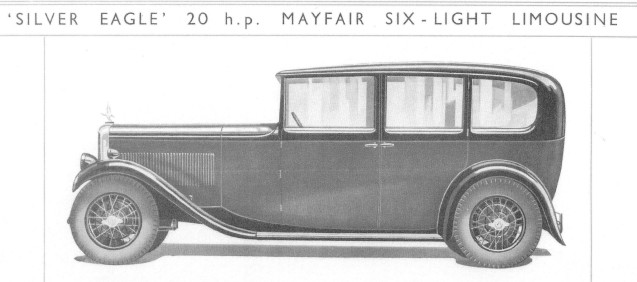 silver-eagle-mayfair-6-light-limousine-20hp