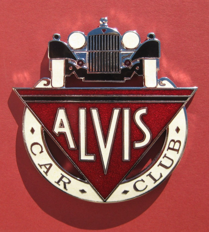 The reproduction ACC badge