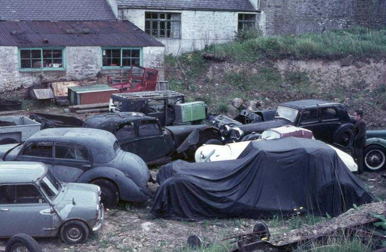 tob 1970 bill symons yard