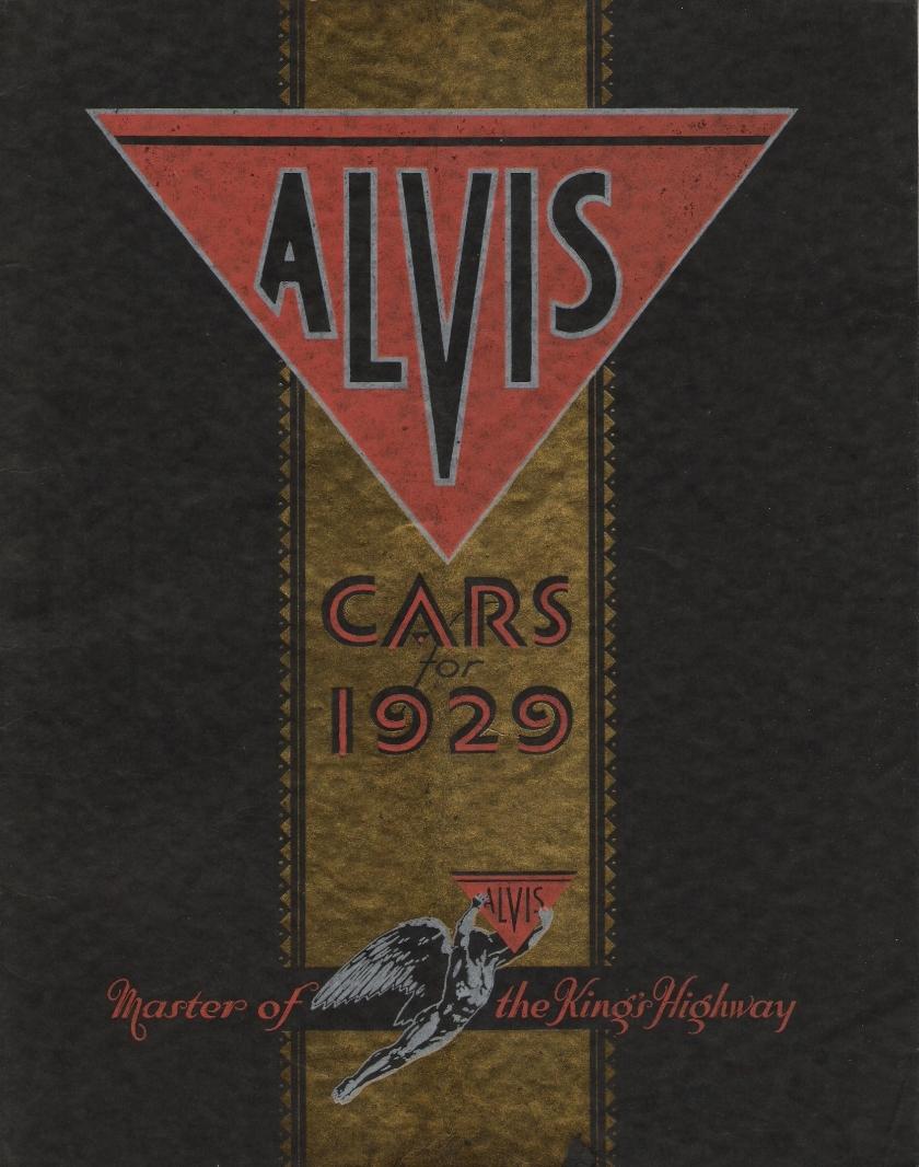 1929 catalogue cover