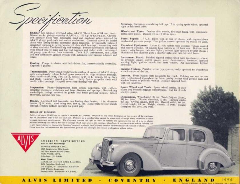 TC Series – Alvis Archive